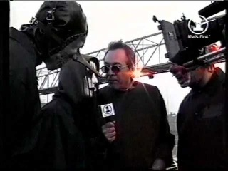 Slipknot Rock Am Ring 2000 - Interview Spit it Out
