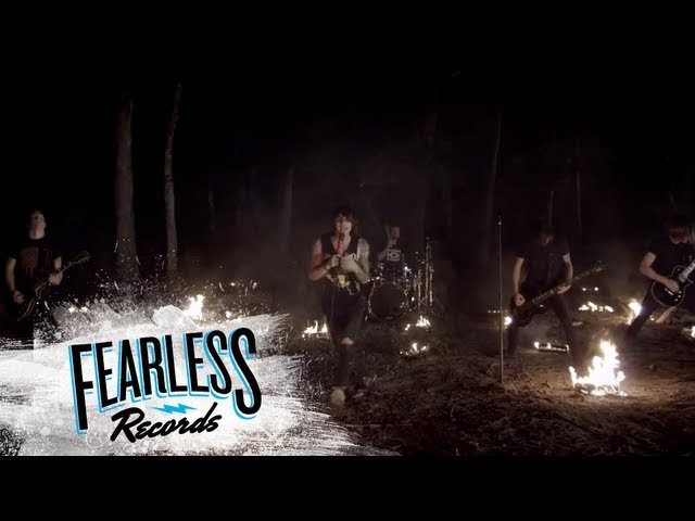 Blessthefall - You Wear A Crown But You're No King (Music Video)
