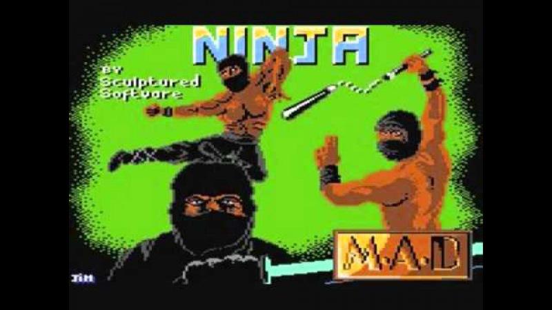 Jon Wells - Ninja (Alternative Dance Mix) (Remixed C64 Tune).(download link included)
