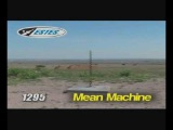 Estes Mean Machine Launch