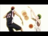 [16+] Баскетбол Куроко / Kuroko no Basuke [TV-1] - 13 серия [Pandora & Nika Lenina]