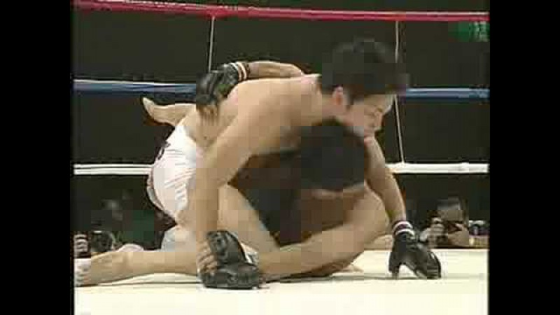 Caol Uno vs. Yuzo Tateishi