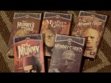 The Mummy series REVIEW - Monster Madness 9