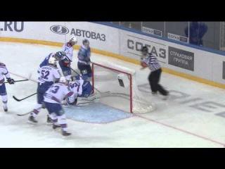 Обзор матча КХЛ ХК