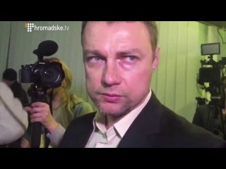 Віталій Купрій: Кошляку висунули ті самі звинувачення, що і Корбану
