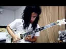 Damage Control - John Petrucci - 1st attempt Guitar Cover by Heiwa P. Revenant