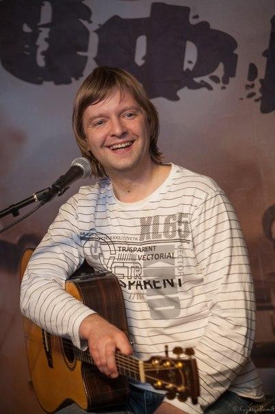 Поэт, рок-музыкант, актер Алексей Кудрявцев - АК XqSQ8Of70g8