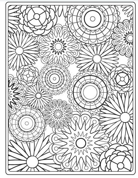 e design scapes coloring pages - photo#42
