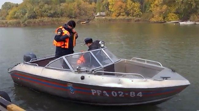 ДПЧС по РО: Рыбаков по осени спасают