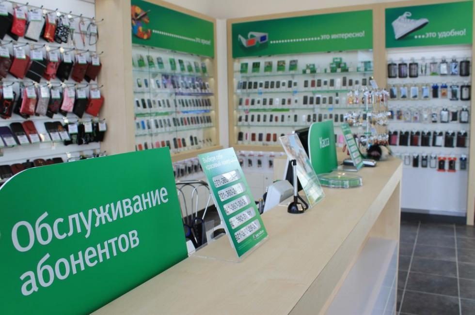 «МегаФон» открывает салоны в станицах Ростовской области