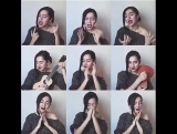 manizha gotye - somebody that i used to know cover /