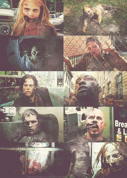 А какие зомби запомнились вам