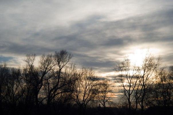 небо, облака, фото, Индустар-50-2