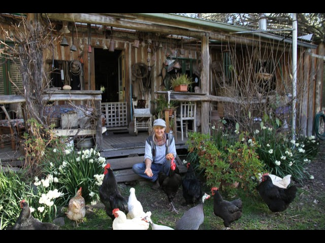Calamity Jill: Living off the Grid with Jill Redwood