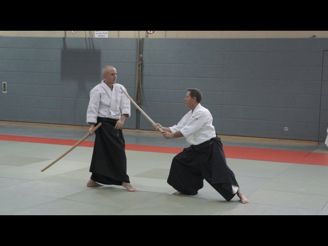 Aikido: Christian TISSIER - Cologne / Germany