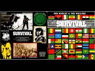 Bob Marley Survival 1979 Full Album