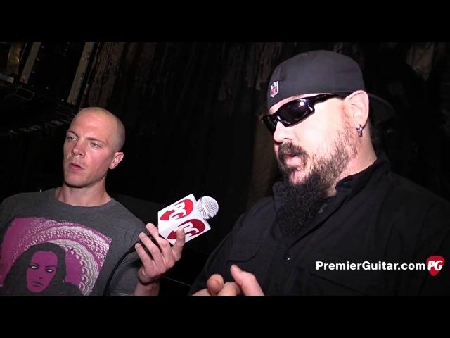 Интервью с Миком Томсоном из Slipknot