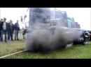 Jan van der Meer scania 124L 420 Truckshow Nederhemert 2015
