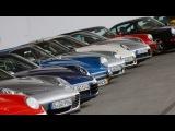 50 лет Porsche 911 репортаж Михаила Петровского