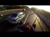 Крутая погоня полиции за квадроциклом / Pursuit of Police of the ATV