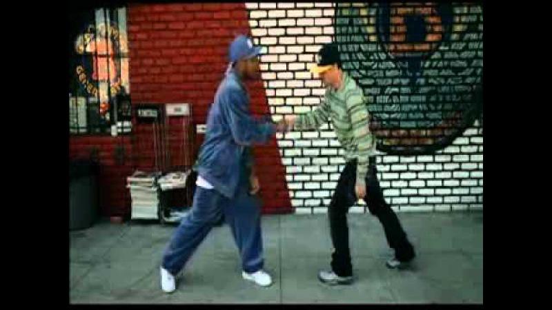 Рукопожатие в стиле хип-хоп