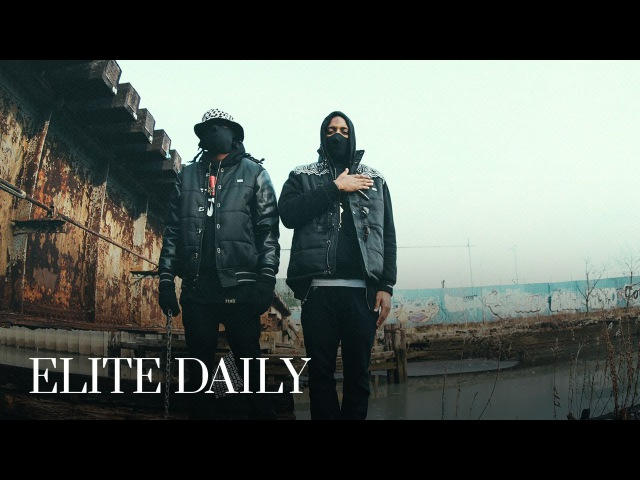 Audio Push feat Joey Bada$$ Tis The Season Produced by Hit Boy Official Video Elite Daily