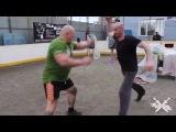 The true battle in prison. Legendary russian warrior Max Novoselov