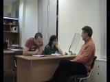 Уроки Шестова: Светлана Светикова и Андрей Чадов.