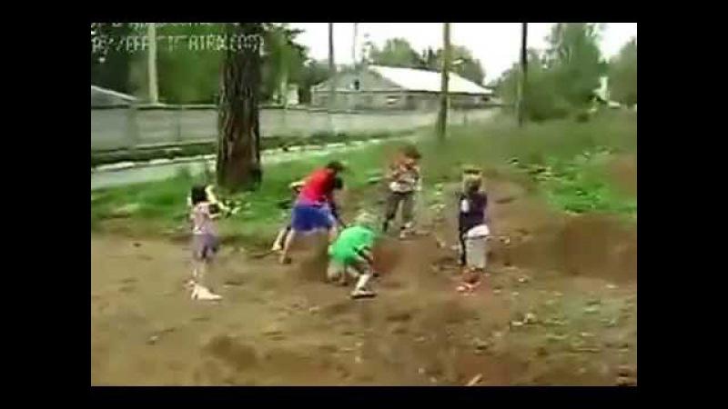 АРМИЯ Дедовщина в армии прикол