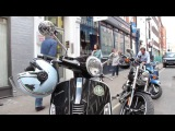 Quadrophenia Book Launch 2014 at Weekend Offender Store.