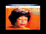 Gloria Lynne - Don't Take Your Love From Me