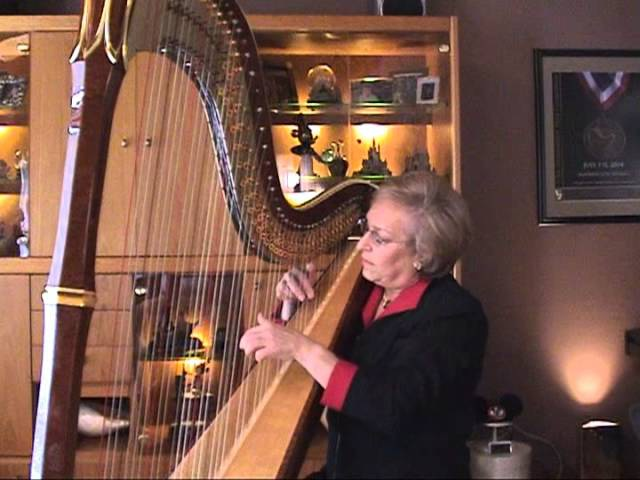 Eleanor Fell Harpist