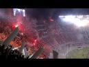RECIBIMIENTO ESPECTACULAR - River Plate vs Boca Jrs - Copa Libertadores 2015