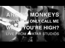 Arctic Monkeys - Why'd You Only Call Me When You're High? (Live Acoustic)