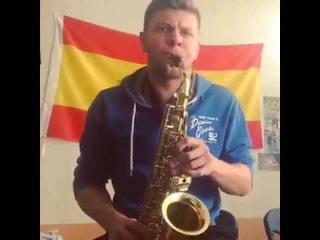 Джентльмены удачи Саундтрек к фильму 70-х саксофон saxophone