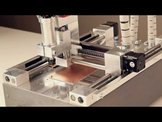 PCB prototyping with Cirqoid machine