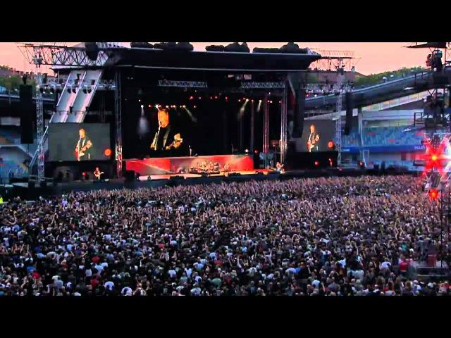 Metallica - Live At Ullevi (Göteborg) 2011 (Big Four Show, Full Concert) (720p HD)