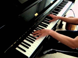 You're Beautiful - James Blunt (Piano Cover)