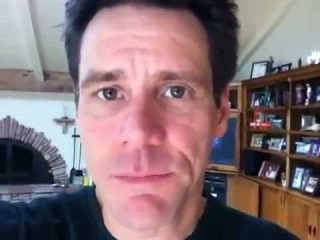 Джим Керри Любовное видео обращение для Эммы Стоун