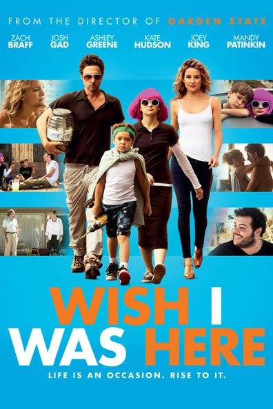 Norėčiau būti čia / Wish I Was Here (2014) žiūrėti online