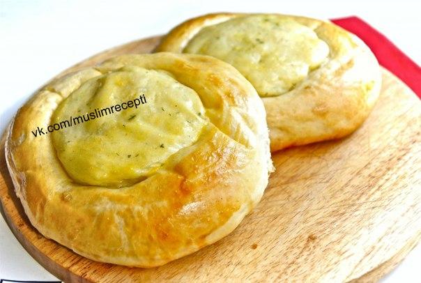 Шаньги с картошкой как у бабушки рецепт с пошагово в