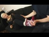 Billies Super-Ticklish Feet: Socks, Nylons & Barefoot