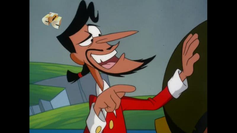 Бешеный Джек Пират (Mad Jack the Pirate) - Привидение Энгеса Дагнаббита Свет, камера, Снак! (4 Серия)