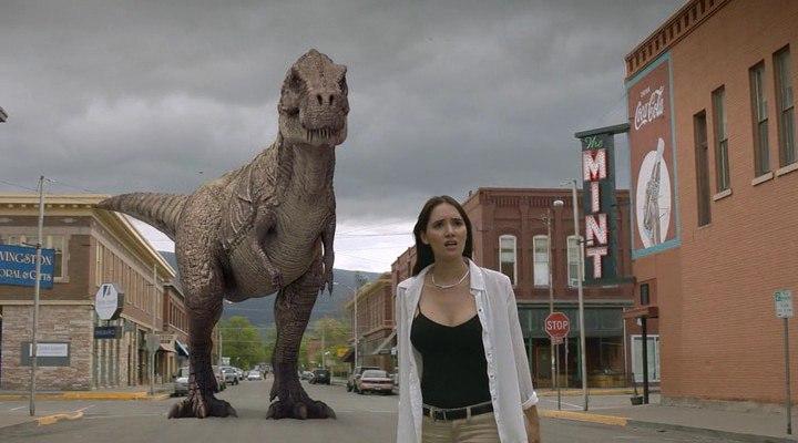 Ковбои против динозавров / Cowboys vs Dinosaurs (2015) HDRip скачать торрент