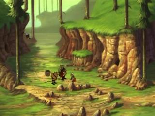 Страна Троллей 19 серия из 26 / Troll Tales Episode 19 (2003) Болотная Ведьма