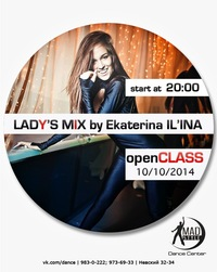 MADSTYLE PRESENT: LADY'S MIX OPEN CLASS