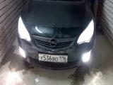 Установка омывателя фар Hella на Opel Astra J