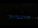 Цветной фонтан с музыкой в Новороссийске:)!