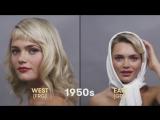 История моды: 100 лет немецкой красоты за 1,5 минуты