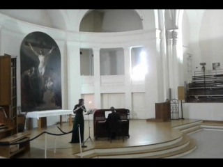 И.С.Бах.Соната_для_флейты_и_Basso_continuo_e-moll,№5(3,4ч)